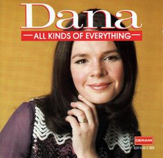 Dana, winner of eurovision 1970 with the song 'All Kinds of Everything'