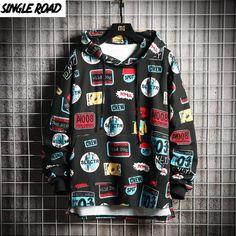 Neon Nike Shoes, Japanese Streetwear, Tee Shirt Designs, Black Hoodie, Street Wear, Jackets For Women, Men Sweater, Men's Clothing, Sweatshirts