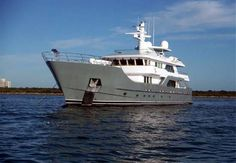 Explorer Yachts Brokerage | Inace Yachts 120 Far Far Away for Sale