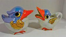REAL CUTE, JAPAN LUSTERWARE, BIRD SUGAR AND CREAMER