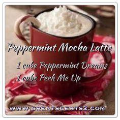 Peppermint Mocha Latte Scentsy Recipe