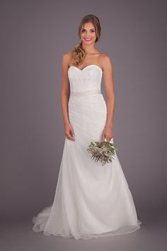 Maria Saves Brides Money: Beautiful Budget Friendly Wedding Gowns at Kennedy Blue