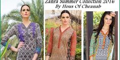 Zahra Summer Collection With Price 2016 By House Of Cheanab http://www.womenclub.pk/zahra-summer-collection-with-price-2016-by-house-of-cheanab.html #Zahra #HouseOfCheanab #CheanabClub