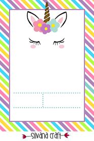 unicorn birthday invitation quotes invitation card my little