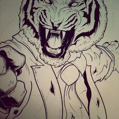 Tiger progress