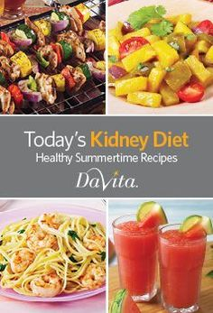 View all of our free kidney-friendly cookbooks and diet guides. Davita Recipes, Kidney Recipes, Healthy Recipes, Diet Recipes, Recipies, Healthy Kidney Diet, Paleo Diet, Kidney Health, Healthy Kidneys