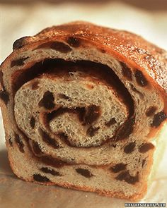 Cinnamon Raisin Bread Cinnamon Raisin Bread – Super yummy… Just replace c. Water with skim milk as substitute for powdered milk. Raisin Bread Recipe Martha Stewart, Martha Stewart Recipes, Rasin Bread, Cinnamon Raisin Bread, Banana Bread, Cinnamon Rolls, Bread Machine Recipes, Bread Recipes, Cooking Recipes