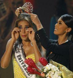 Dayana Mendoza of Venezuela Miss Universe 2008