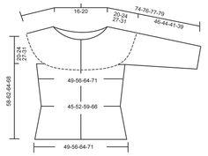"""Fox Jacket - Chaqueta de punto DROPS con pechera redonda y patrón de calados, en """"BabyAlpaca Silk"""", """"Kid-Silk"""" y """"Glitter"""". Talla: S – XXXL. - Free pattern by DROPS Design"""