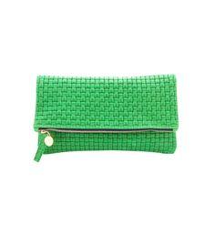 Shop Our Favorite New Woven Accessories @Clare Vivier