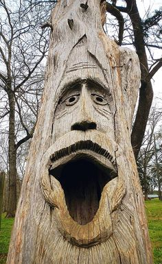 well worth the tree carvings by Tim Tingle. Alabama Outdoors, Tree Faces, Nashville Trip, Tree Carving, Sweet Home Alabama, Romantic Places, Forest Friends, Gulf Of Mexico, White Sand Beach
