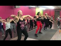 """""""Thick"""" by O. Genesis ft 2 Chainz – Dance Fitness with Jessica Video Description 💥💥💥💥💥Y'all killed it with this one 💥💥💥💥 Who's is coming this weekend (March & to Jacksonville Florida Jacksonville Florida, Orlando Florida, Zumba Routines, 2 Chainz, Color Quotes, Dance Fitness, S Class, Girl Dancing, Total Body"""