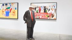 David Hockney: New Digital Work in L.A. Show | Hollywood Reporter