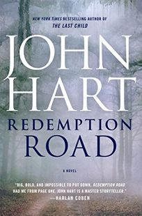 """Read online Murder, Suspense, United States book """"Redemption Road: A Novel"""" by John Hart. Now at NYT Besteller Over 2 million copies of his books in print. The first and only author to win back-to-back Edgars for Best Novel. Every book a New Yor New Books, Good Books, Books To Read, Books 2016, John Hart, Harlan Coben, Thing 1, Best Novels, Reading Lists"""