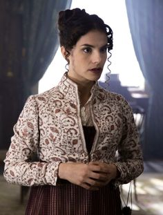 Charlotte Riley as Arabella Strange in Jonathan Strange & Mr Norrell (TV Mini-Series, 2015). [x]
