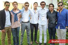 Juan Pablo Quintero, Tomás Alcalde, Tony Pizzuto, Santiago Rodríguez, Jaime Ruiz, Chema Rodríguez y Marcelo González.