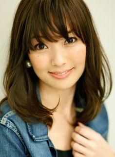 大人可愛いナチュラルミディアムヘアー☆ 【Roops】 http://beautynavi.woman.excite.co.jp/salon/23768?pint ≪medium・hairstyle・ミディアム・ヘアスタイル・髪形・髪型≫