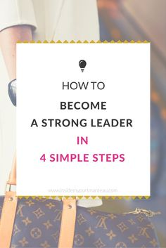 I'll bet a Christmas Spiced Latte that after reading this post you'll feel thrilled to start improving your skills to become a strong #leader yourself. #career #jobskills