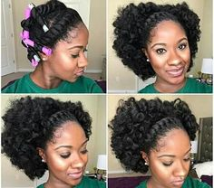 Sexy Natural Hair Styles