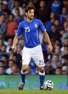 Marco Parolo of Italy