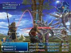 Final Fantasy 12 needs a PC port please and thank you.