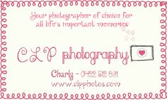 CLP Photography. Perth, Photographers, Journal, Memories, Life, Memoirs, Journal Entries, Journals