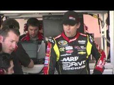 NASCAR Daytona Test On-Track Video Highlights