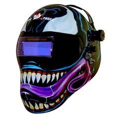 Way cool welding mask!