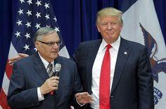 Trump Has Pardoned Controversial Former Arizona Sheriff Joe Arpaio