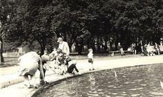 060403:Paddy Freeman's Park High Heaton Newcastle upon Tyne Torday L. c.1960