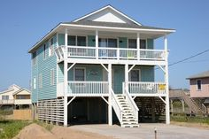 Kitty Hawk Vacation Rental: Sea Glass 224 | Pet Friendly Outer Banks Rentals