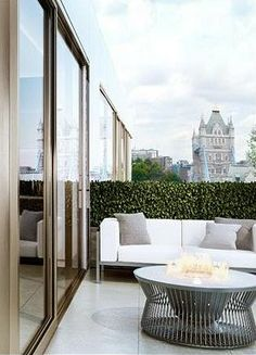 loft Roof terrace
