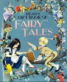 Hey, I found this really awesome Etsy listing at https://www.etsy.com/listing/187593704/deans-gift-book-of-fairy-tales