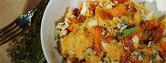 Recette pâtes aux légumes d'hiver