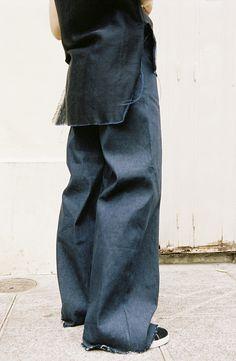 Wearing Charlie May SS15, Photo by Christina Paik