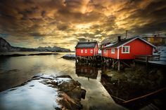 Svolvaer, Lofoten by Lior Yaakobi on 500px