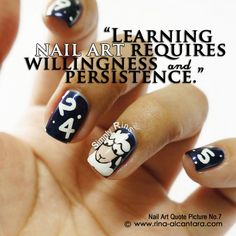 Nail Art Quote Picture No.7