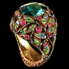 Liana ring
