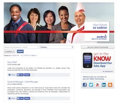 Sodexo USA Careers Blog: Use Facebook to search for and to apply at jobs at Sodexo