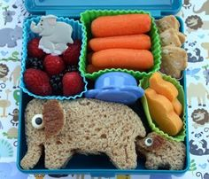 Beautiful food ideas for kids that may encourage picky eaters to try new, healthier foods.