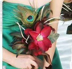 magnolia/peacock