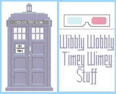 Doctor Who (10th) Phone Case Cross Stitch Pattern by rhaben on deviantART
