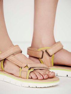 Hudson Legend Platform Sandal at Free People Clothing Boutique