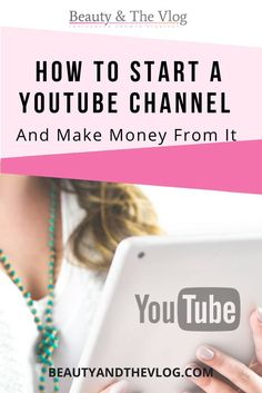 How to start a YouTube channel and make money. A lot of people want to start a channel on YouTube but have no idea how to monitize it. In this episode of the Beauty and the Vlog podcast, my guest Nurberxo reveals tips on starting a youtube channel as well as how to make money on youtube.