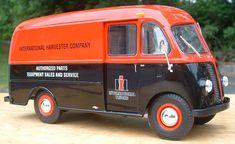 International Harvester co Commercial Van, Commercial Vehicle, Antique Trucks, Vintage Trucks, Station Wagon, Old American Cars, International Harvester Truck, Step Van, Panel Truck