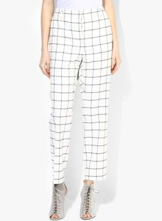#vipazza #indianofficefashion #Printed Trousers for work #Faballey
