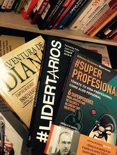 Entre las referencias de David Alayon @pisitoenMadrid: Tres libros, tres cracks: @Capitancook @juanluispolo @Yoriento