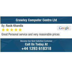 Great Personal service and very reasonable prices