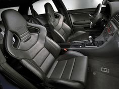 Official: Lamborghini's Sesto Elemento Has The Most Beautiful Seats Audi A4 B7, Audi S5, Jeep Seats, Car Seats, Audi Interior, Interior Ideas, Interior Design, Audi Wagon, Sesto Elemento