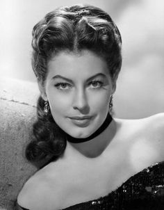Ava Gardner from her role in Show Boat, 1951